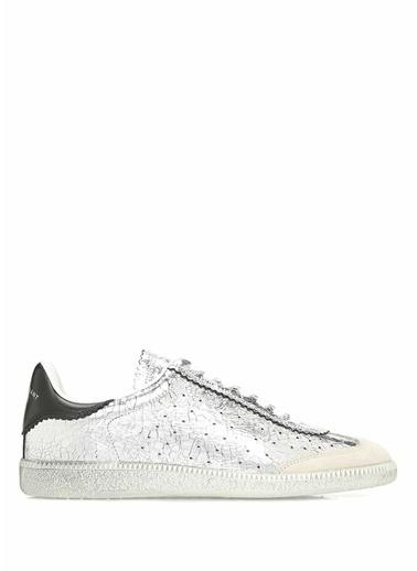 Etoile İsabel Marant Lifestyle Ayakkabı Gümüş